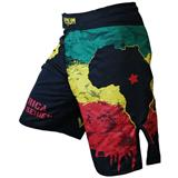 Venum Flag Series Fight Shorts - Africa